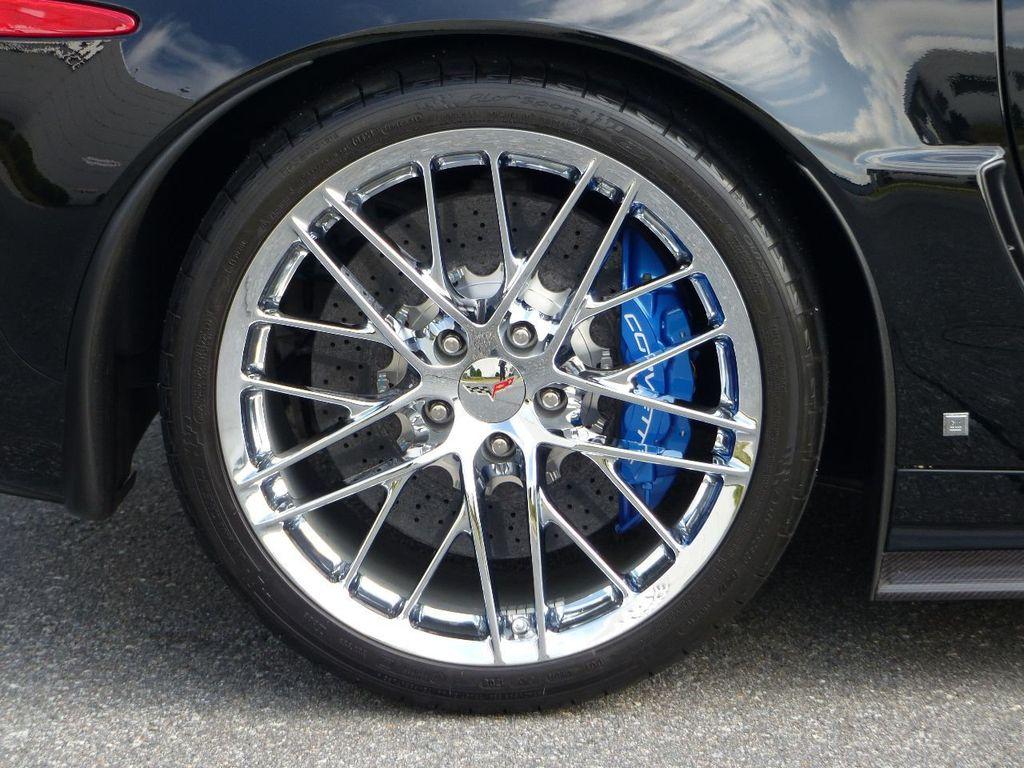 2009 Chevrolet Corvette 2dr Coupe ZR1 w/3ZR - 17910542 - 77