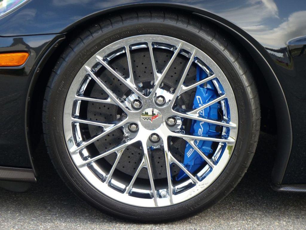 2009 Chevrolet Corvette 2dr Coupe ZR1 w/3ZR - 17910542 - 79