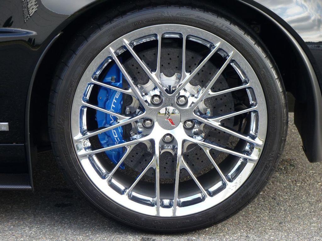 2009 Chevrolet Corvette 2dr Coupe ZR1 w/3ZR - 17910542 - 80