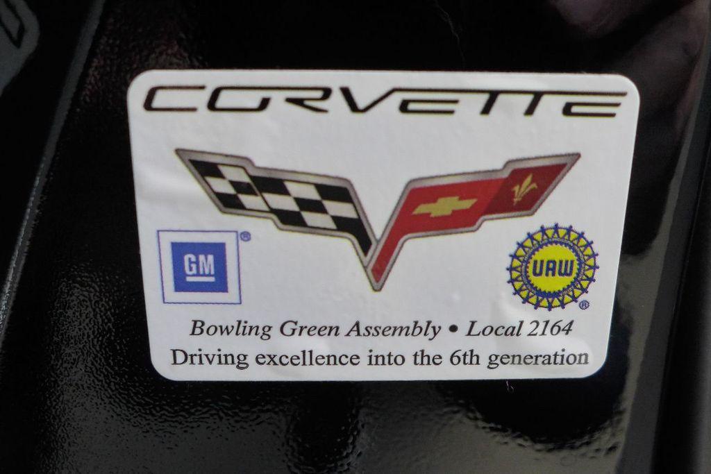 2009 Chevrolet Corvette 2dr Coupe ZR1 w/3ZR - 17910542 - 84