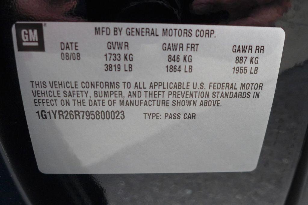 2009 Chevrolet Corvette 2dr Coupe ZR1 w/3ZR - 17910542 - 85