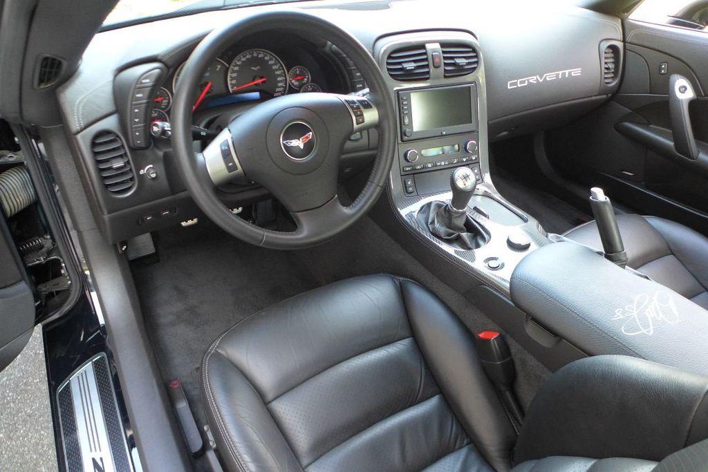 2009 Chevrolet Corvette 2dr Coupe ZR1 w/3ZR - 17910542 - 8