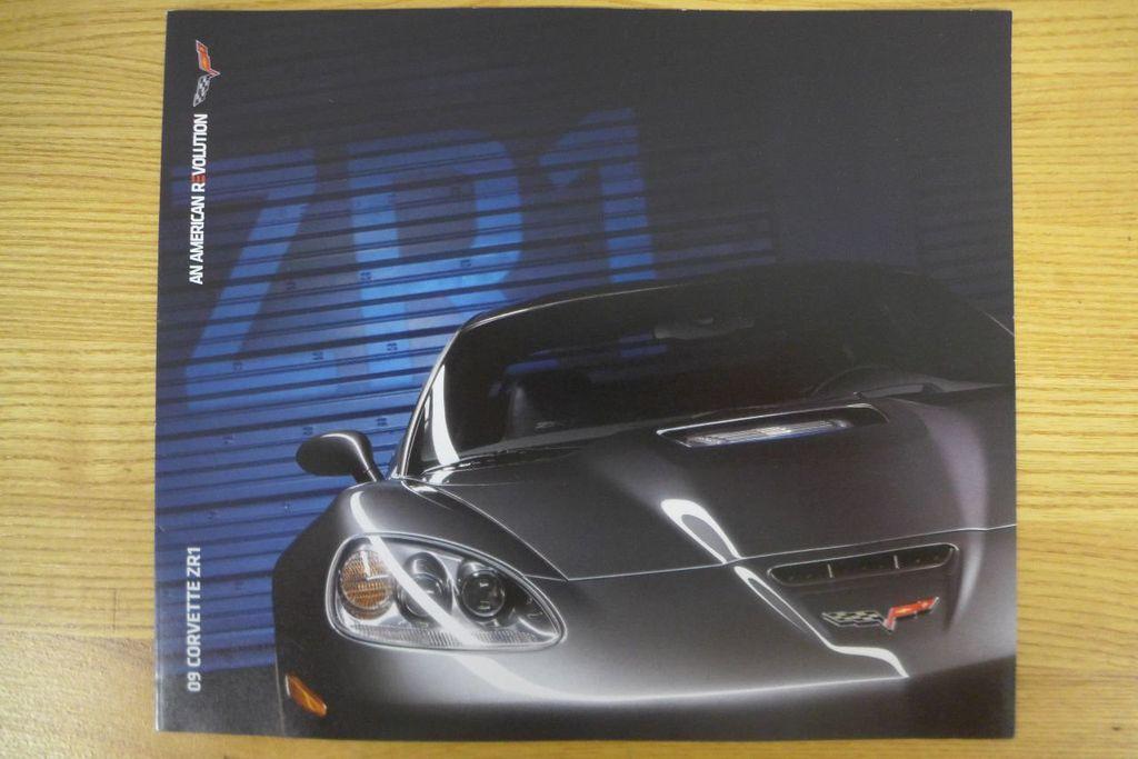 2009 Chevrolet Corvette 2dr Coupe ZR1 w/3ZR - 17910542 - 95