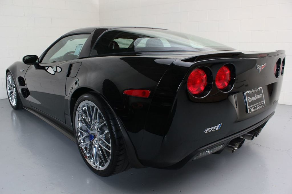 2009 Chevrolet Corvette 2dr Coupe ZR1 W/3ZR   17422226   13