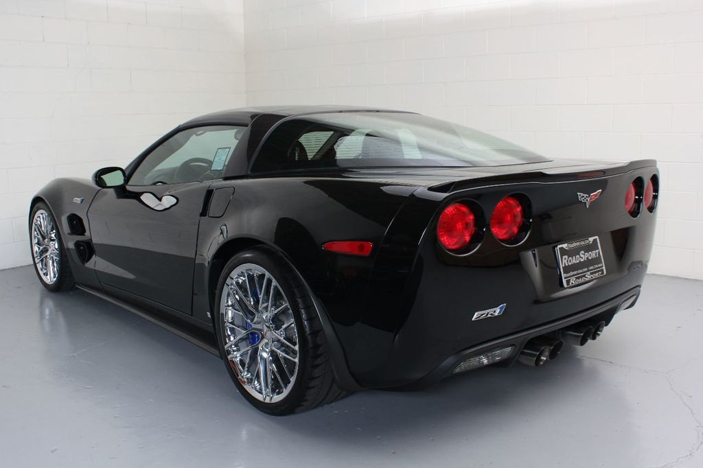 2009 Used Chevrolet Corvette 2dr Coupe ZR1 w/3ZR at ...