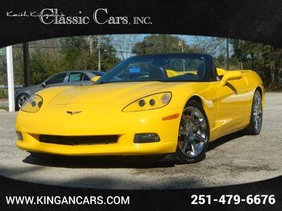 2009 Chevrolet Corvette w/Power Top & Selective Ride Convertible