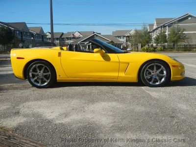 2009 Chevrolet Corvette w/Power Top & Selective Ride - Click to see full-size photo viewer