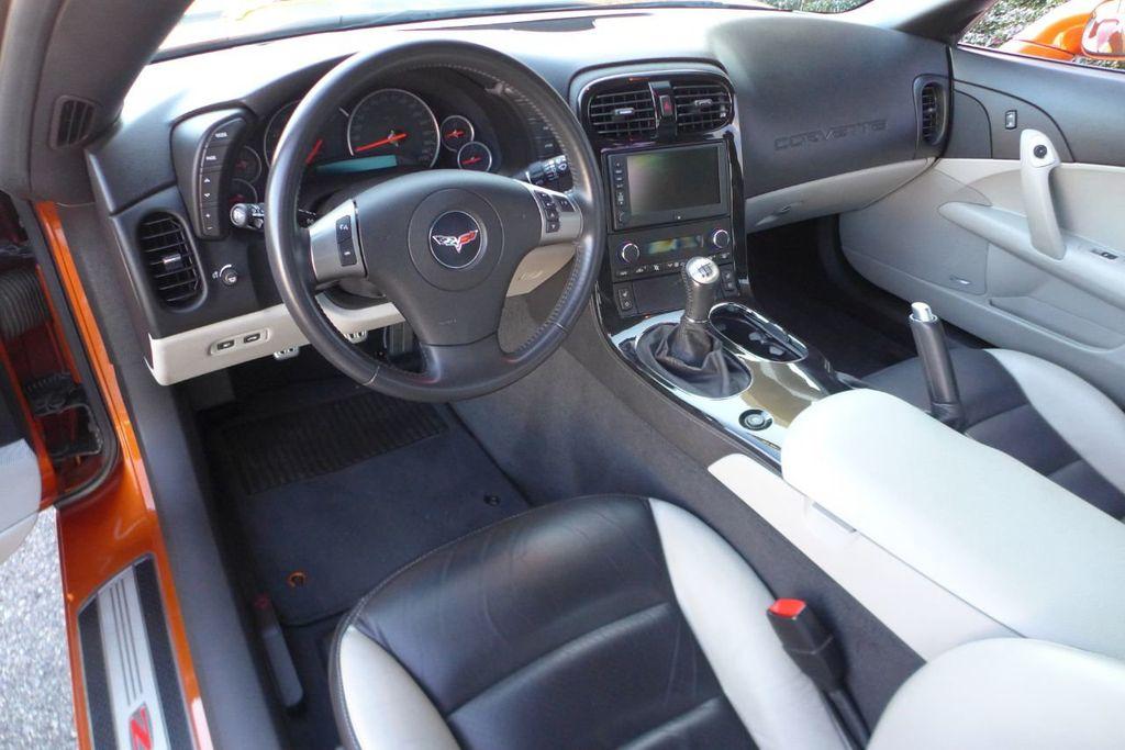 2009 Chevrolet Corvette Z06 - 18319594 - 9