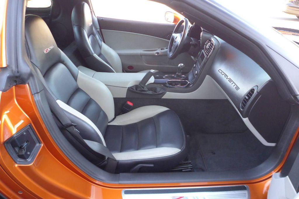 2009 Chevrolet Corvette Z06 - 18319594 - 14