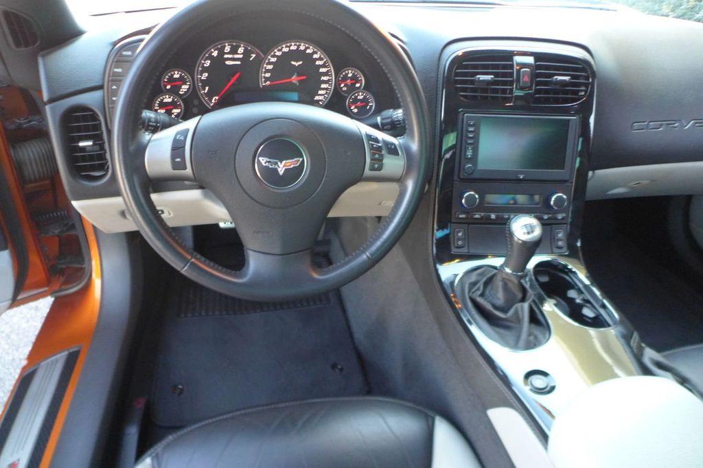 2009 Chevrolet Corvette Z06 - 18319594 - 17