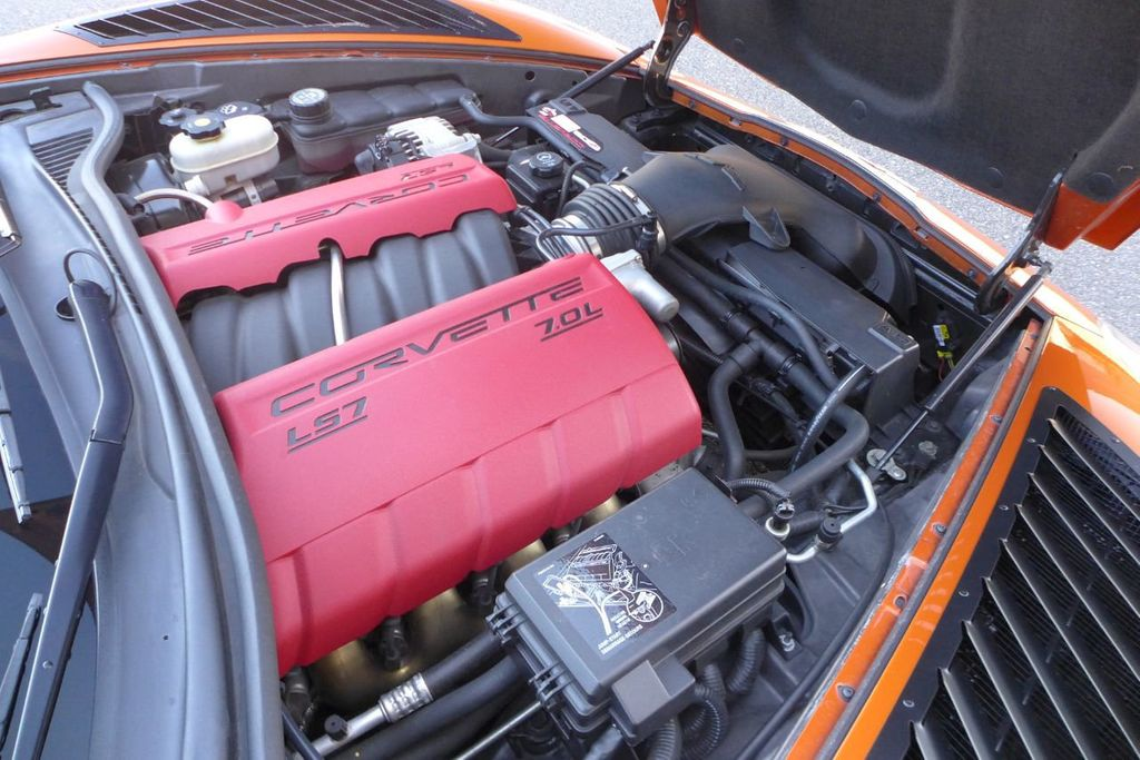 2009 Chevrolet Corvette Z06 - 18319594 - 23