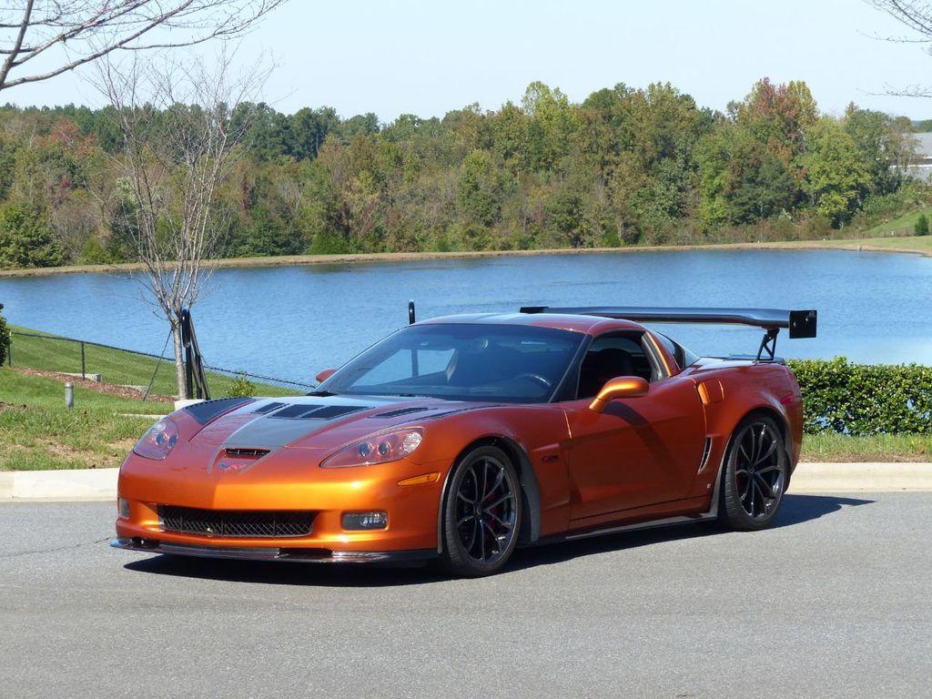 2009 Chevrolet Corvette Z06 - 18319594 - 2