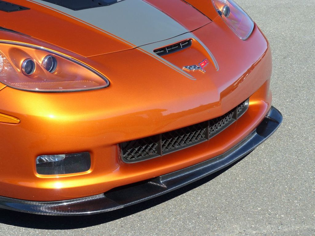 2009 Chevrolet Corvette Z06 - 18319594 - 78