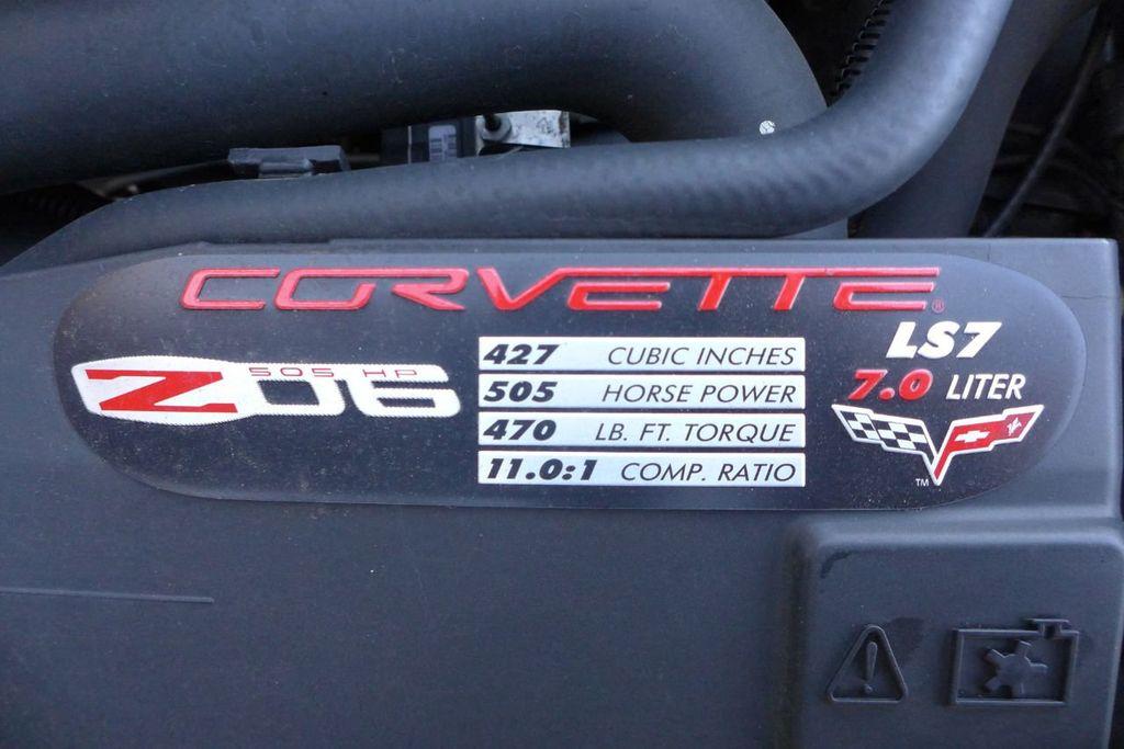 2009 Chevrolet Corvette Z06 - 18319594 - 82