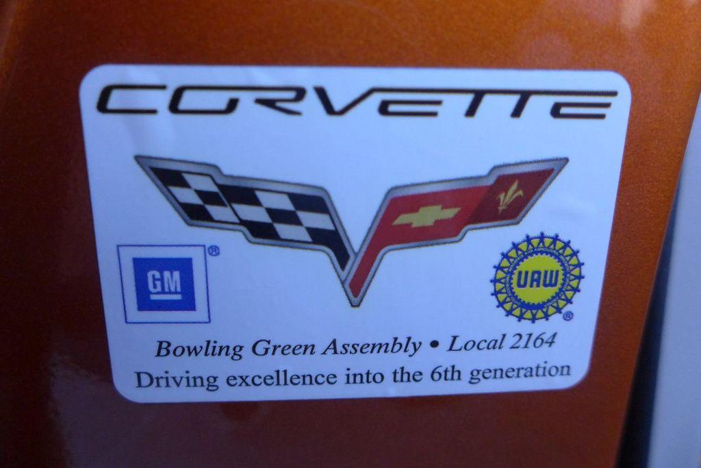 2009 Chevrolet Corvette Z06 - 18319594 - 95