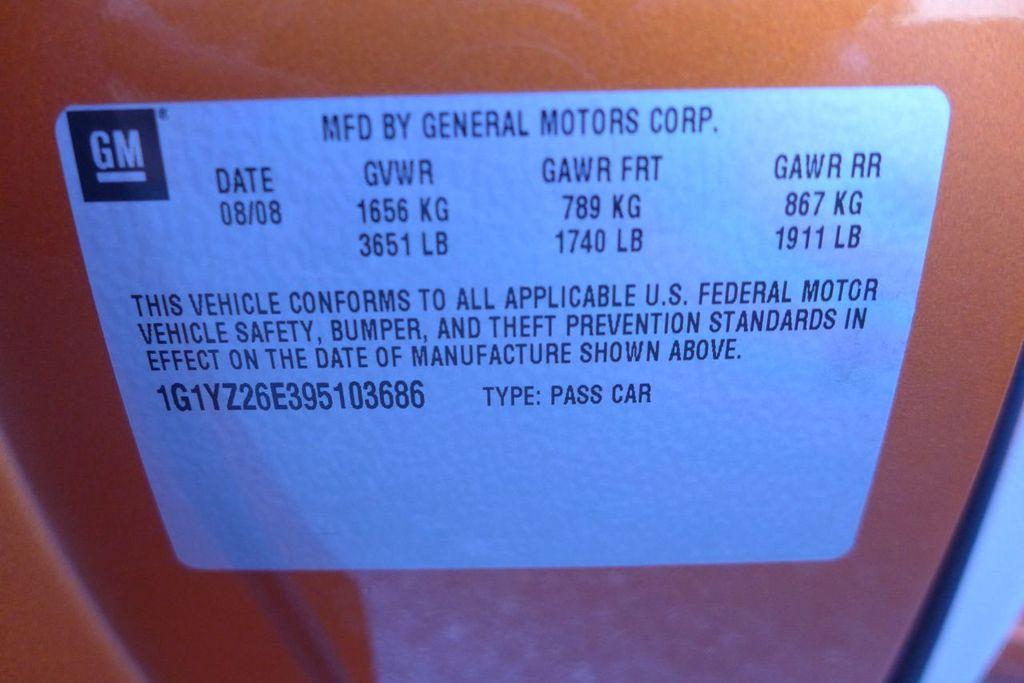 2009 Chevrolet Corvette Z06 - 18319594 - 96
