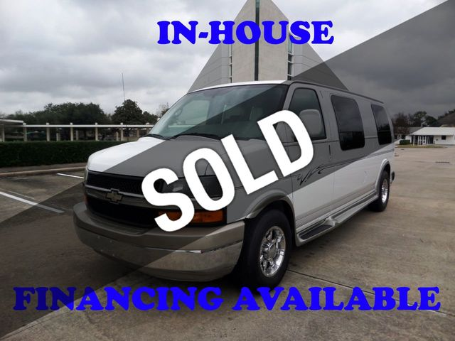 2009 Chevrolet Express 2500 Passenger 2009 Chevy Express 2500 Passenger Van, 1-Owner, 44k Miles, Clean