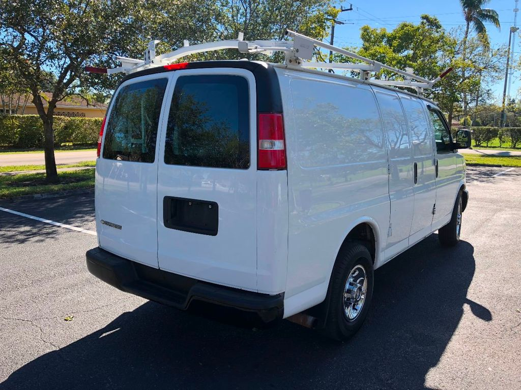 2009 CHEVROLET EXPRESS CARGO VAN  Not Specified - 1GCGG25CX91143313 - 2
