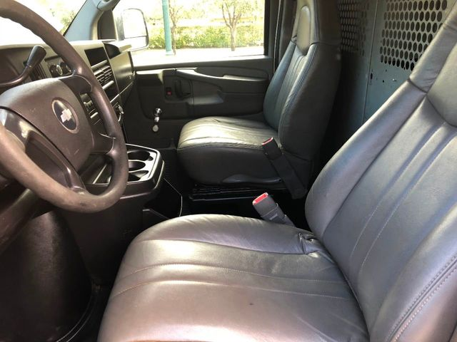 2009 CHEVROLET EXPRESS CARGO VAN  - Click to see full-size photo viewer