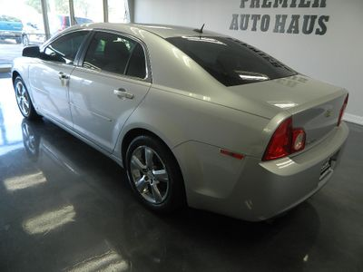 2009 Chevrolet Malibu 2009 CHEVROLET MALIBU 4 DR LT W/1LT SEDAN  - Click to see full-size photo viewer