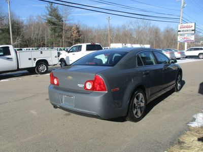 2009 Chevrolet Malibu 4dr Sedan LT w/1LT - Click to see full-size photo viewer