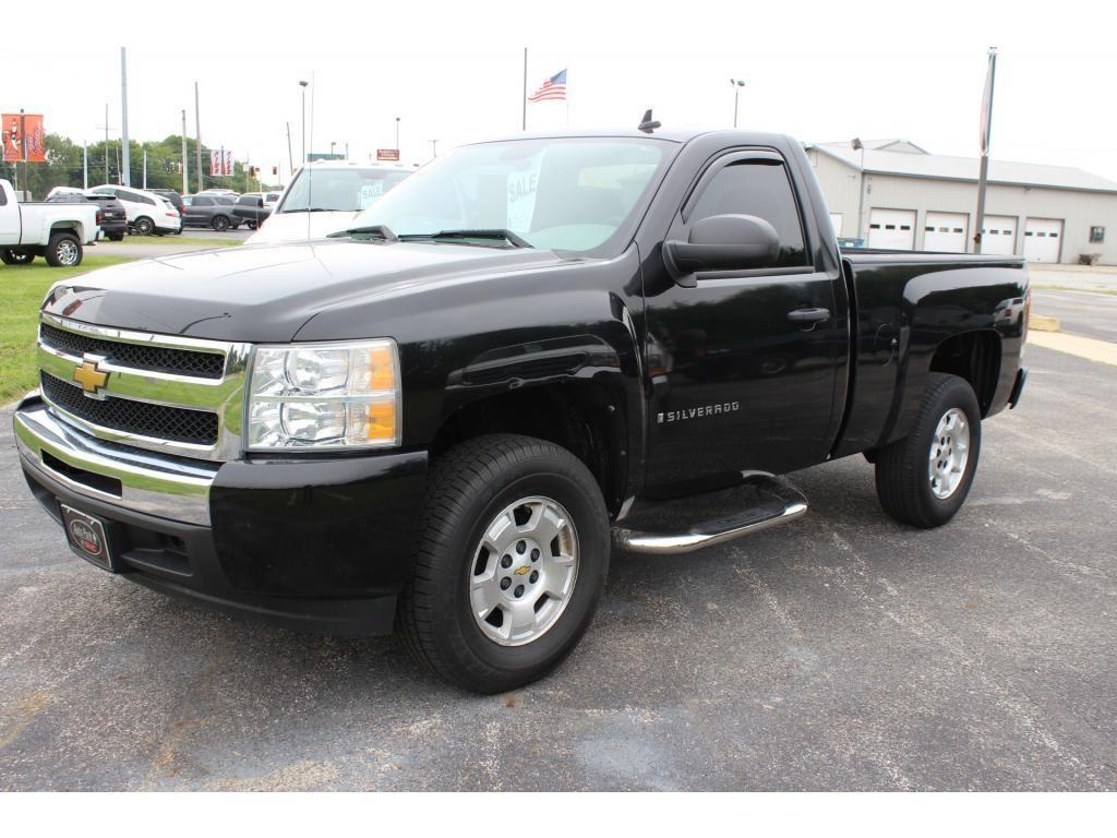 2009 Chevrolet Silverado Work Truck - 17954324 - 2