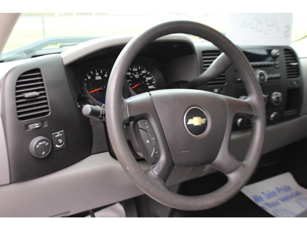 2009 Chevrolet Silverado Work Truck - 17954324 - 7