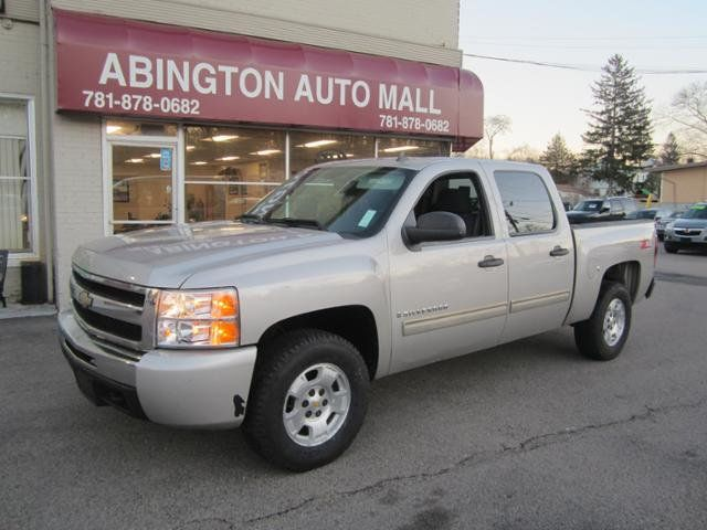2009 Used Chevrolet Silverado 1500 2009 Chevy Silverado 4X4 very Clean  truck!!!! at Abington Auto Mall, IID 15236801