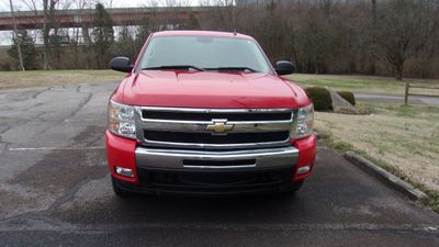 "2009 Chevrolet Silverado 1500 2WD Crew Cab 143.5"" LT - Click to see full-size photo viewer"