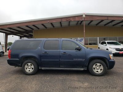2009 Chevrolet Suburban  - Click to see full-size photo viewer