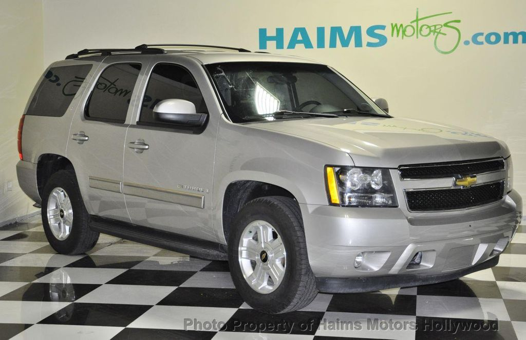 2009 used chevrolet tahoe 2wd 4dr 1500 lt w 1lt at haims. Black Bedroom Furniture Sets. Home Design Ideas