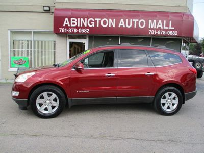 2009 Chevrolet Traverse AWD 4dr LT w/1LT - Click to see full-size photo viewer