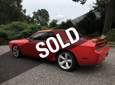 2009 Dodge Challenger 2dr Coupe SRT8