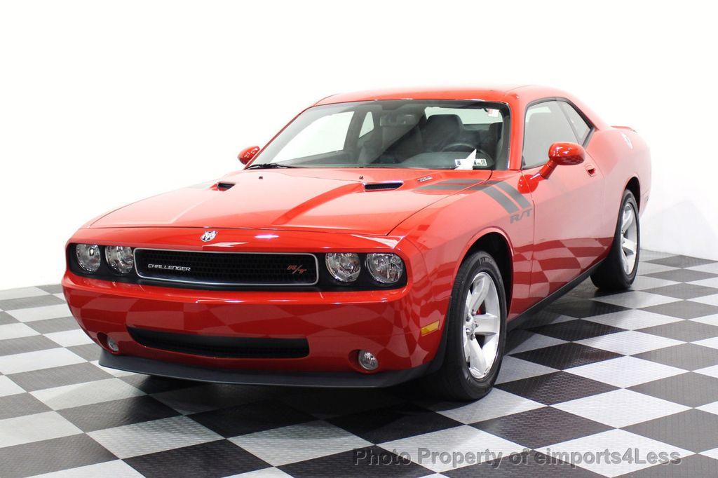 2009 Used Dodge Challenger Certified Challenger Rt Hemi V8 At