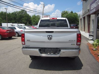 """2009 Dodge Ram 1500 4WD Quad Cab 140.5"""" SLT - Click to see full-size photo viewer"""