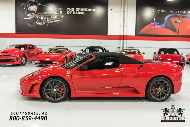 2009 Ferrari 430 2dr Convertible Scuderia Spider 16M - Click to see full-size photo viewer