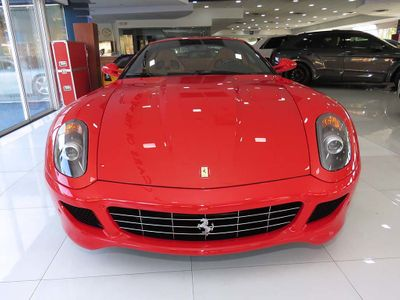 2009 Ferrari 599 GTB Fiorano 2dr Coupe - Click to see full-size photo viewer