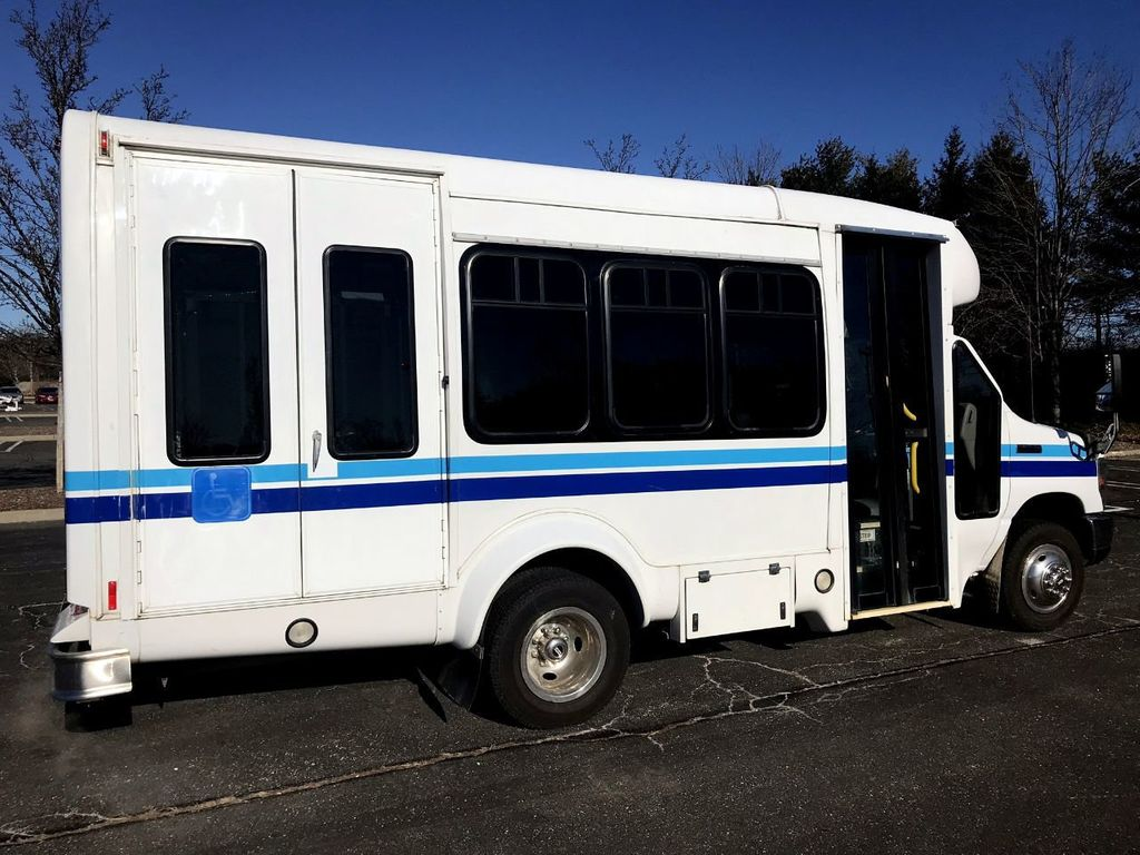 2009 Ford E350 Non-CDL Wheelchair Shuttle Bus For Church Seniors Medical Transport Handicapped - 17159527 - 18
