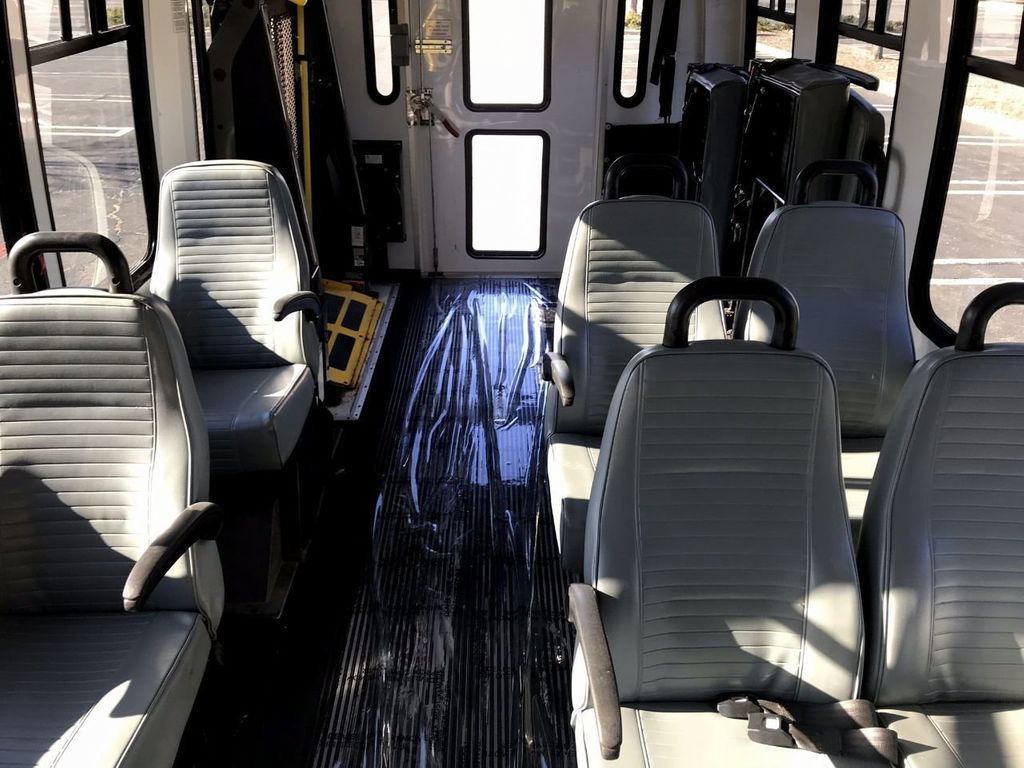 2009 Ford E350 Non-CDL Wheelchair Shuttle Bus For Church Seniors Medical Transport Handicapped - 17159527 - 33