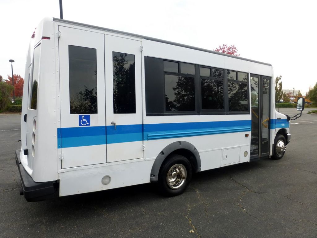 2009 Ford E450 Girardin Non-CDL Wheelchair Shuttle Bus For Senior Tour Charters Student Church Hotel Transport - 18220363 - 12