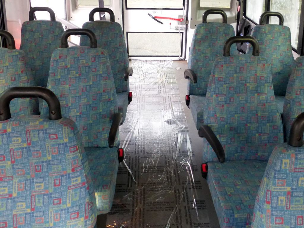 2009 Ford E450 Girardin Non-CDL Wheelchair Shuttle Bus For Senior Tour Charters Student Church Hotel Transport - 18220363 - 5