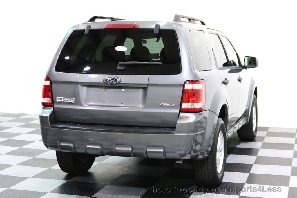 2009 Ford Escape CERTIFIED ESCAPE XLT V6 4WD  - 17179692 - 15