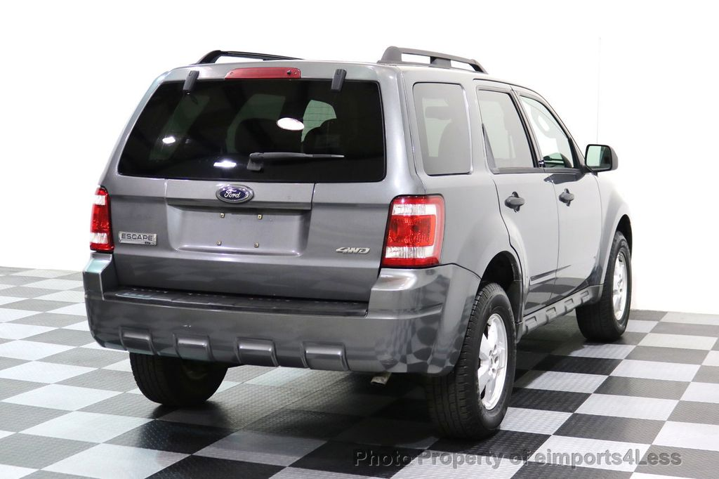 2009 Ford Escape CERTIFIED ESCAPE XLT V6 4WD  - 17179692 - 3