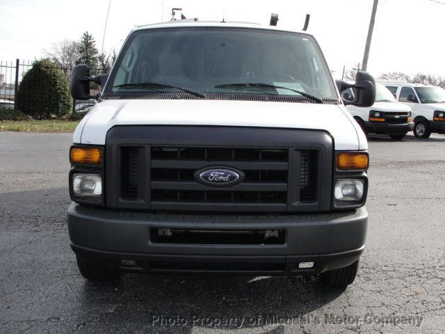 2009 Ford E-150 FORD, CARGO VAN, E-150, LADDER RACK, BINS, V8, AUTOMATIC - 16835965 - 10