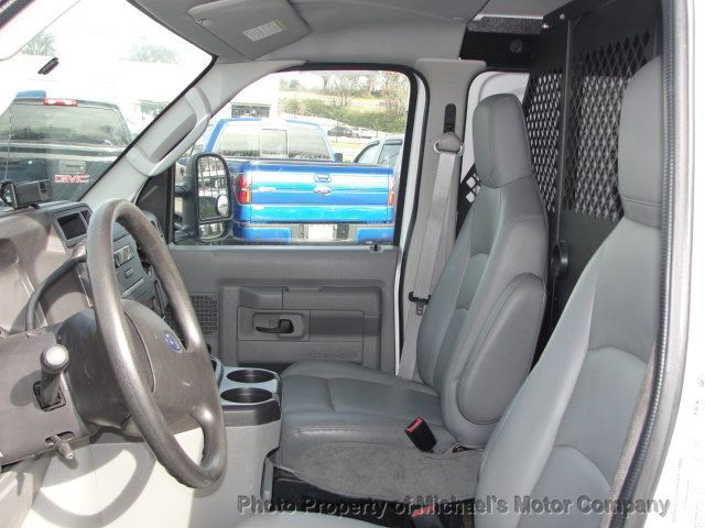 2009 Ford E-150 FORD, CARGO VAN, E-150, LADDER RACK, BINS, V8, AUTOMATIC - 16835965 - 18