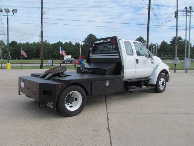 2009 Ford F650 Flatbed - 14498607 - 13