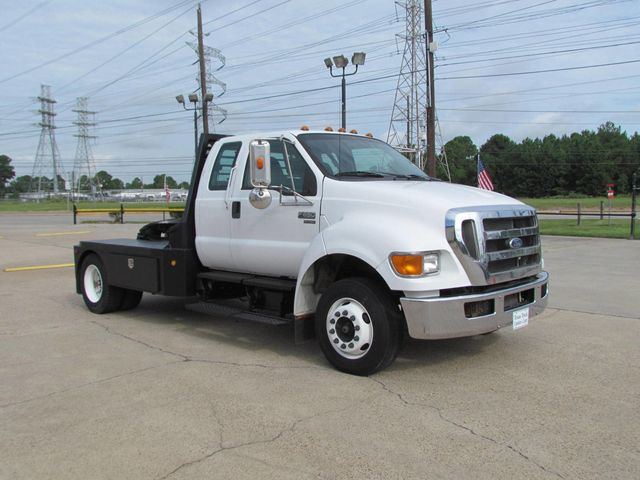2009 Ford F650 Flatbed - 14498607 - 1