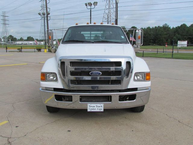 2009 Ford F650 Flatbed - 14498607 - 2