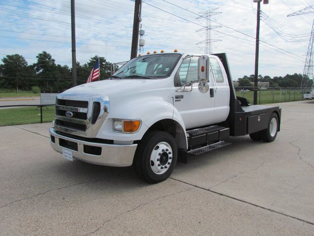 2009 Ford F650 Flatbed - 14498607 - 3