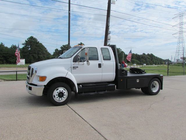 2009 Ford F650 Flatbed - 14498607 - 4